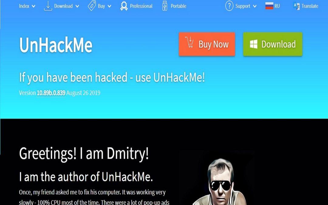 How to Install UnHackMe
