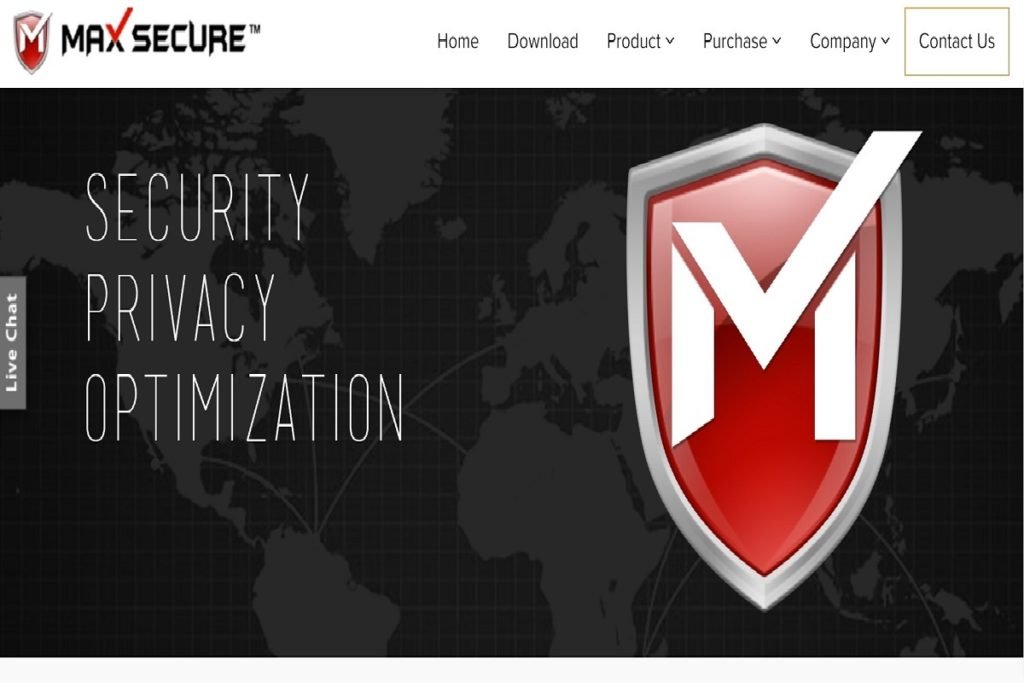Max Secure Software