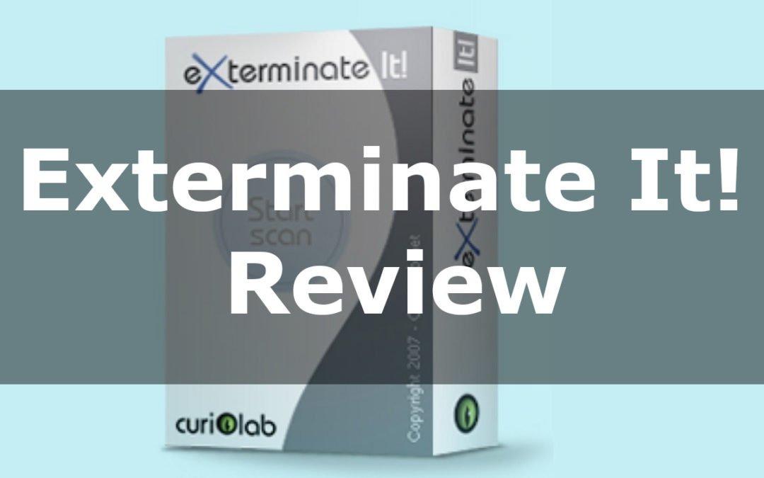 Exterminate It! Review