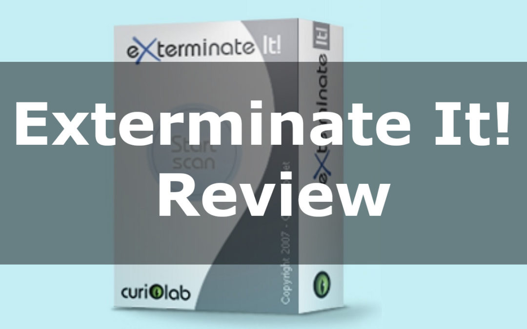 Exterminate It! Review