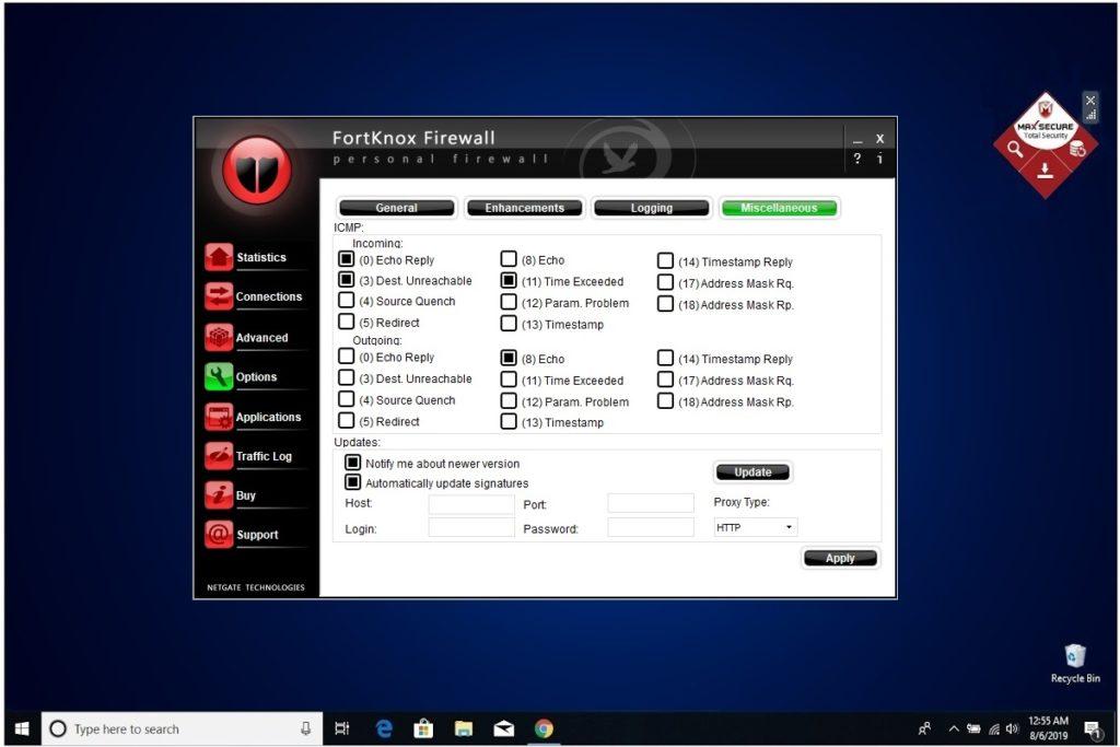 Netgate Internet Security Update