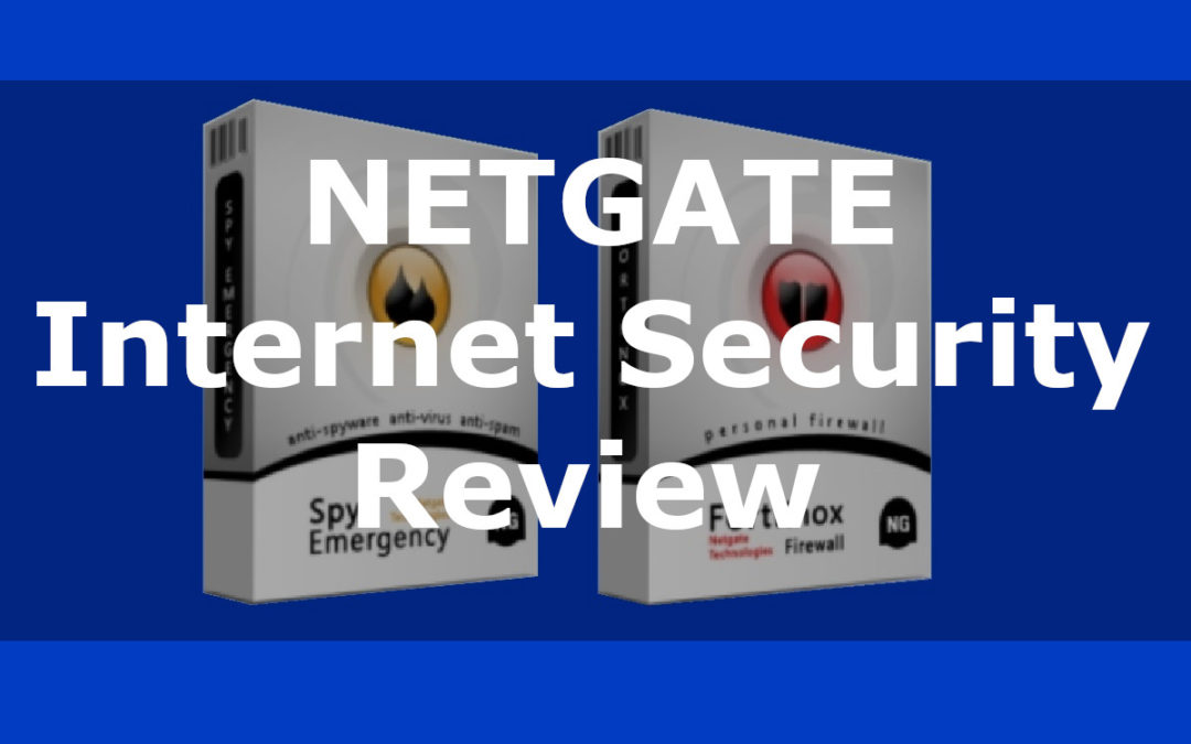 NETGATE Internet Security Review