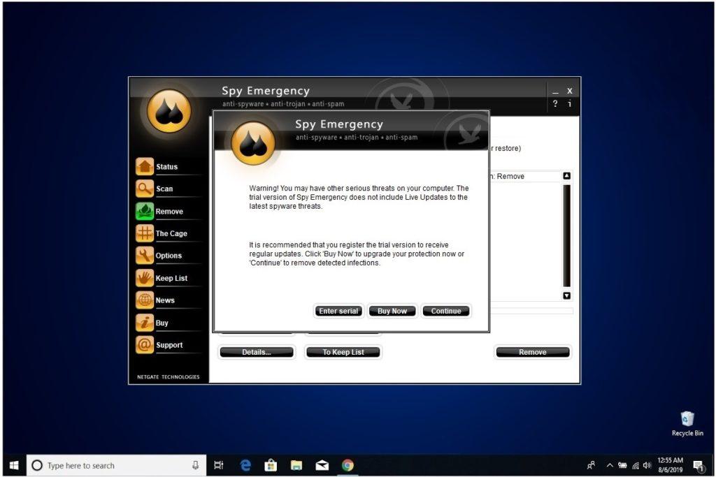 Netgate Internet Security Trial Version