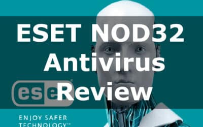 ESET NOD32 Antivirus Review