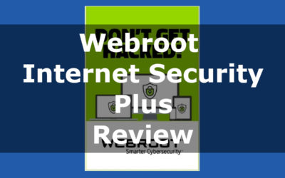 Webroot Internet Security Plus Review