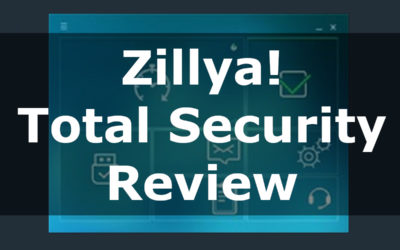 Zillya! Total Security Review