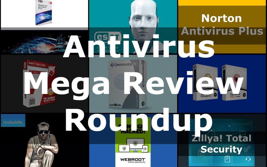 Mega Antivirus Software Review
