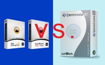 Netgate Internet Security VS. Exterminate It!