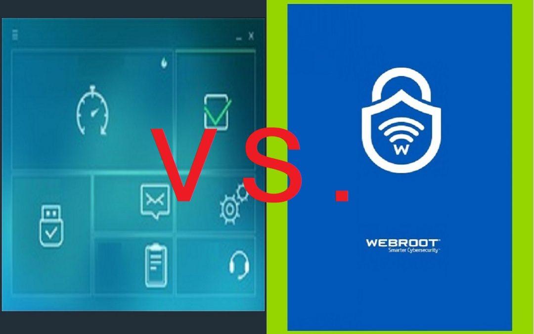 Zillya! Total Security VS Webroot Internet Security Plus