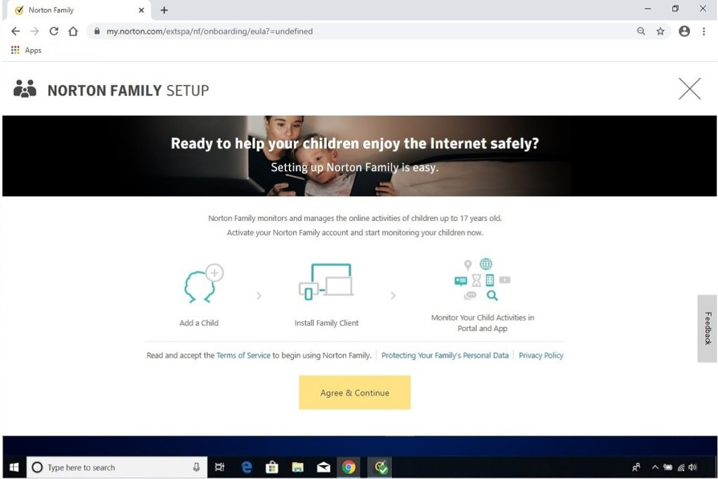 Norton Antivirus Plus Site Blocker Norton Family Online Setup